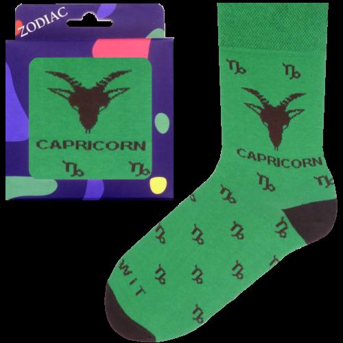 Ponožky - Zodiac - Kozoroh