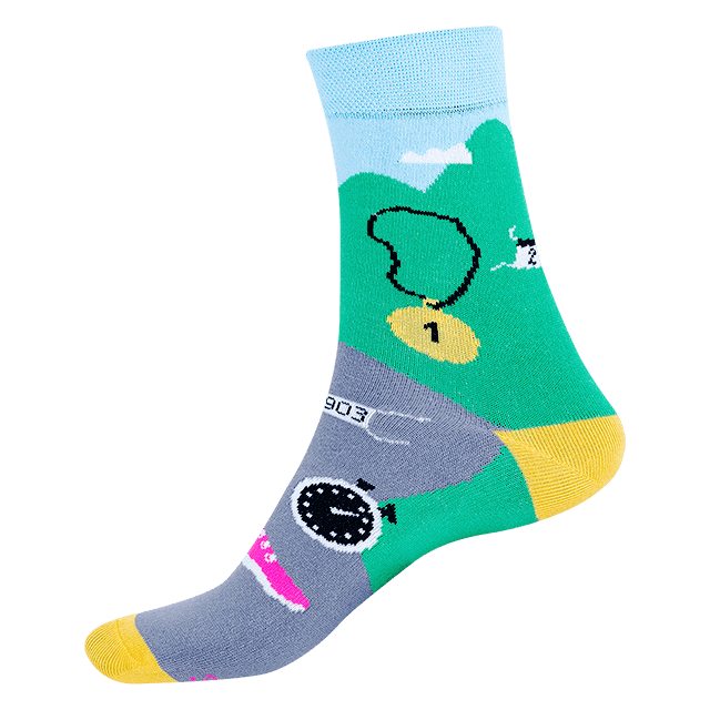 Ponožky - Bežec