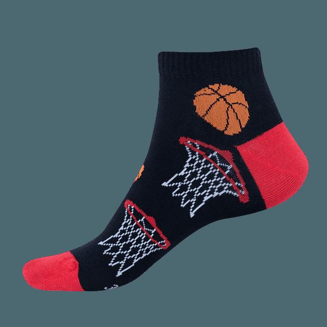 Zoknik - Kosárlabda - Alacsony szárú main