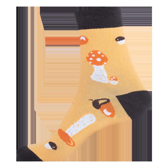 Ponožky - Huby