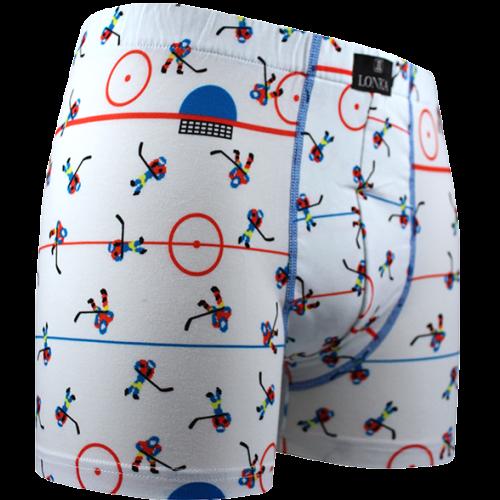 Dětské boxerky - Hokej
