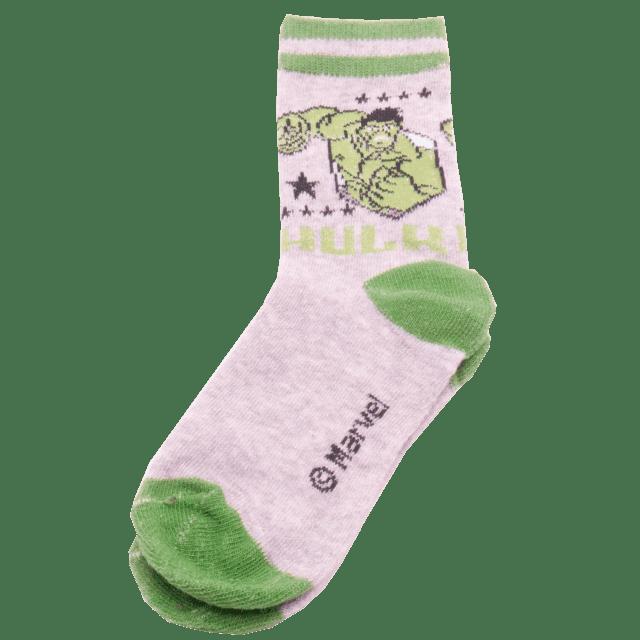 Dětské ponožky Avengers šedé