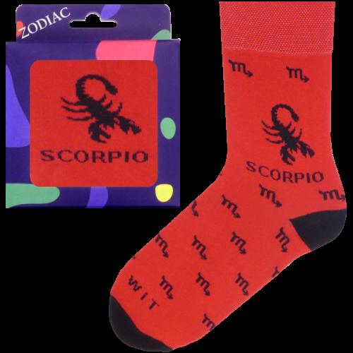 Ponožky - Zodiac - Škorpión