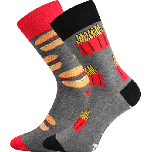 Socken - Fastfood