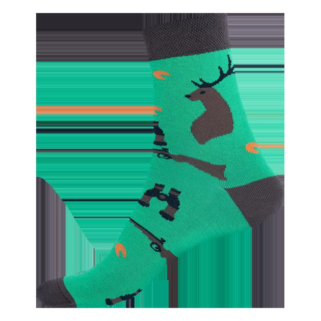 Ponožky - Poľovník main