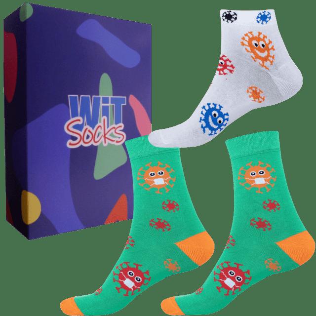 Darčekový set - Ponožky Korona