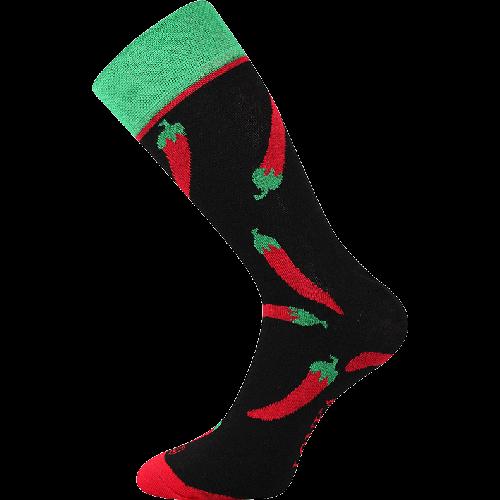 Socken - Chilli