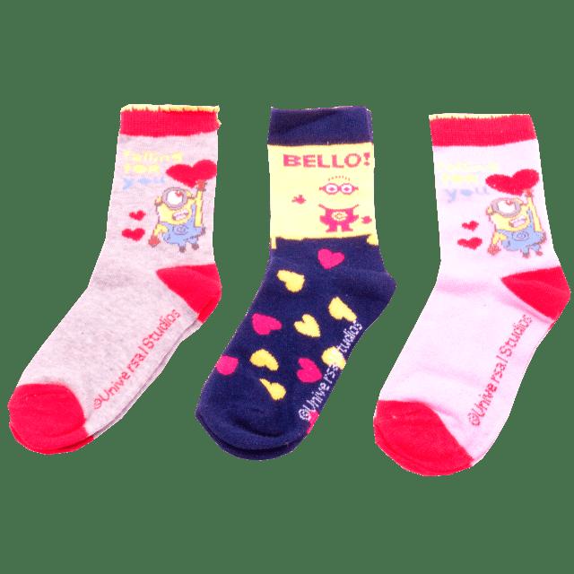 Dětské ponožky Mimoň holka