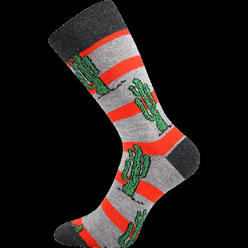 Ponožky - Kaktus