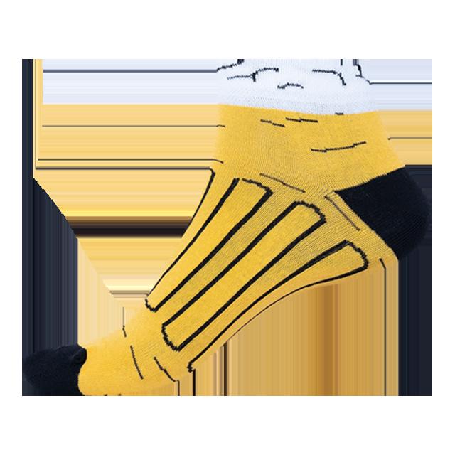 Ponožky - Pivo 14 nízke