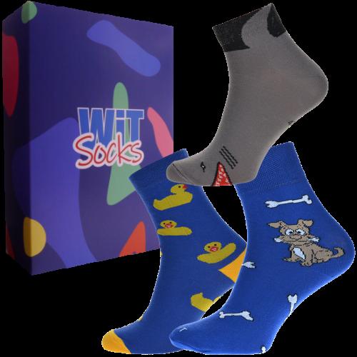 Darčekový set - Ponožky Zvieratká