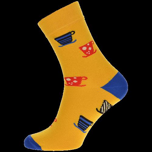 Ponožky - Káva