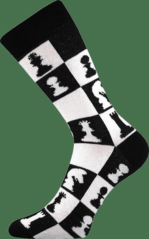 Socken - Schach