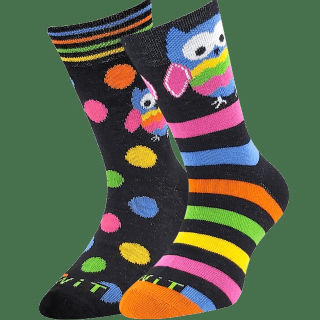 Detské ponožky Sova