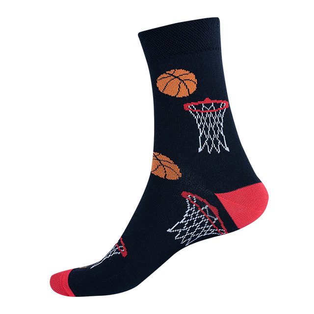 Socken - Basketball main