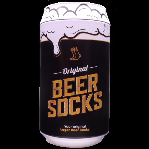 Puszka piwa na prezent