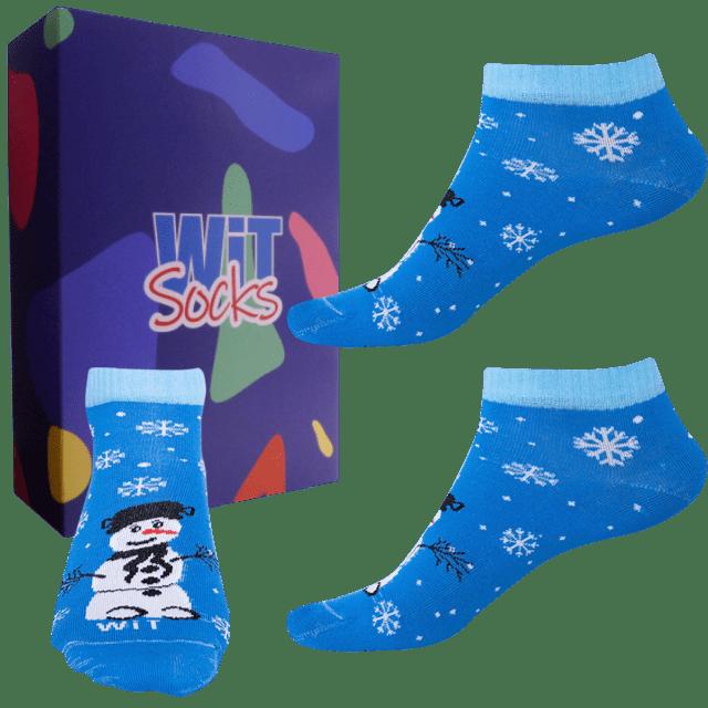 Darčekový set - Ponožky - Vianoce nízke