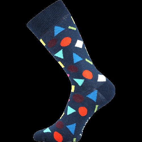 Socken - Geometrische Formen