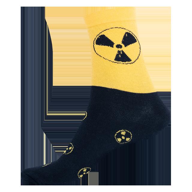 Șosete - Radiație