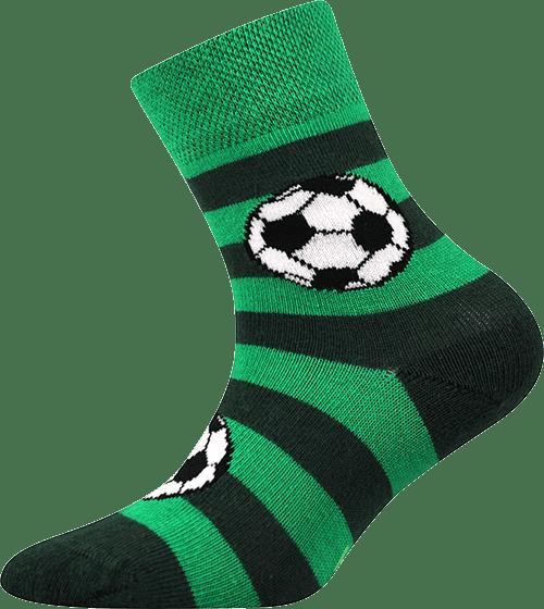 Dětské ponožky Fotbal main