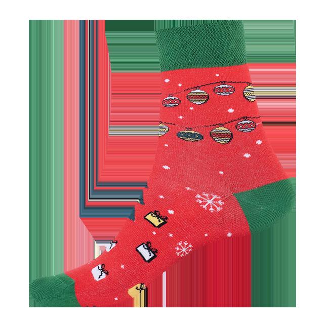 Ponožky - Vánoce 2