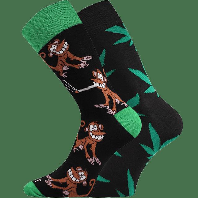 Ponožky - Opica 2 main