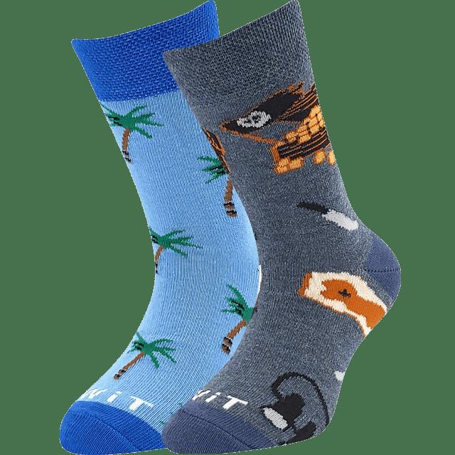 Detské ponožky Piráti