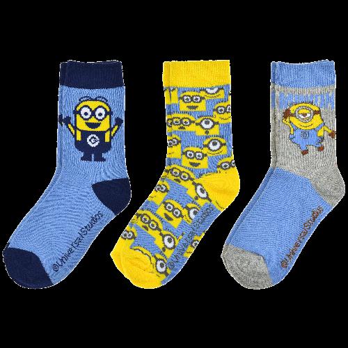Detské ponožky Mimoni