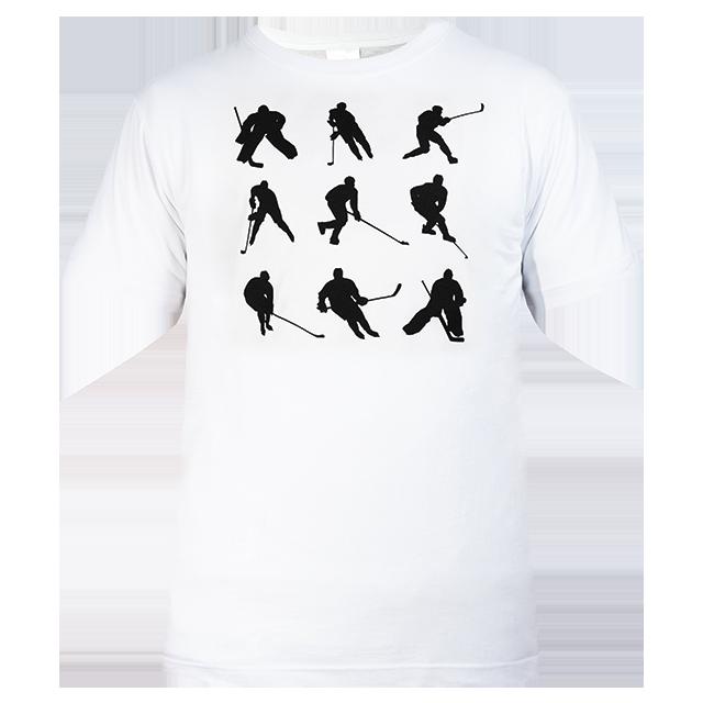Pánské tričko Hokej