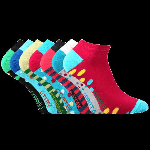 Ponožky - Week nízké