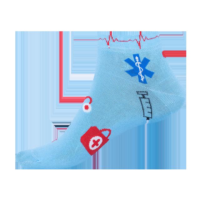 Ponožky - Zdravotnictví 12 nízké