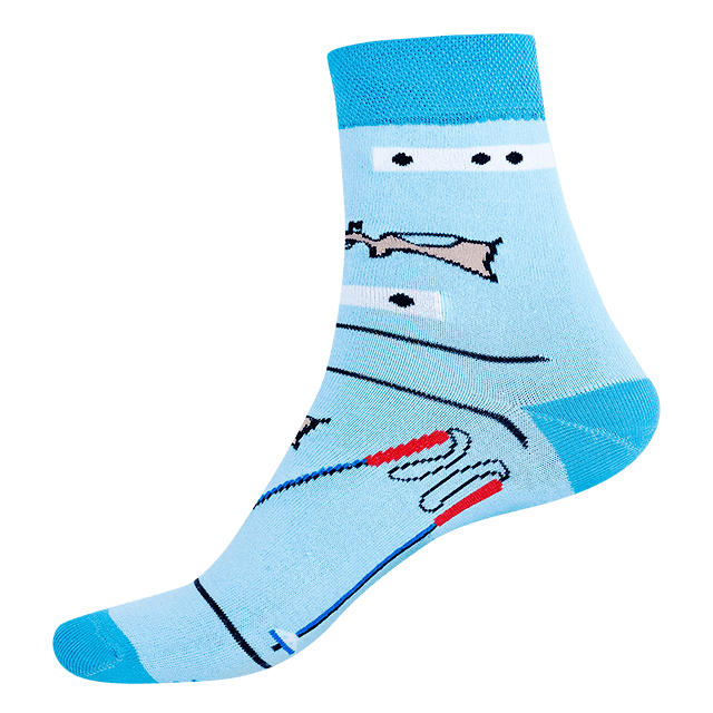 Socken - Biathlon  main