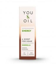 YOU & OIL Bytová vůně Energie 5ml