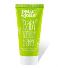 PETIT & JOLIE Šampon na vlásky a tělo mini 50ml