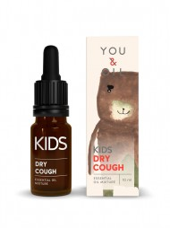 YOU & OIL KIDS Suchý kašel BIO 10ml