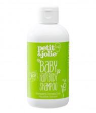 PETIT & JOLIE Šampon na vlásky a tělo 200ml