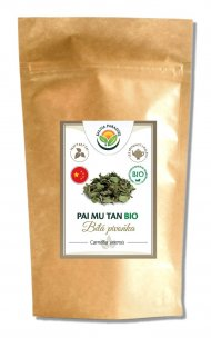 Pai Mu Tan - Bílá pivoňka BIO 1000 g