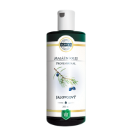 Jalovcový masážní olej 200 ml