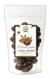 Mandle v mléčné čokoládě 300 g