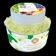 Perlé Cosmetic Cukrový peeling s jasmínem 200 g