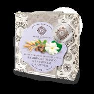 Bambucké máslo s jasmínem a ovsem - mýdlo 115 g