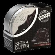 Bambucké máslo (shea butter) s čokoládou 100 ml