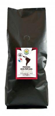 Káva - Panama Don Pepe SHG 1000 g