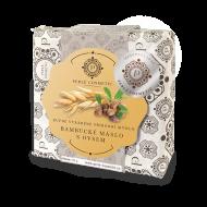 Bambucké máslo s ovsem - mýdlo 115 g