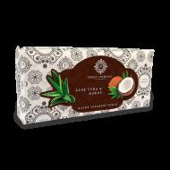 Aloe vera a kokos - mýdlo 115 g