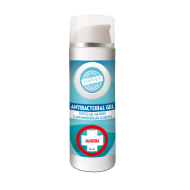 Antibakteriální gel na ruce - Jahoda 50 ml