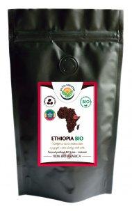 Káva - Ethiopia BIO 100 g