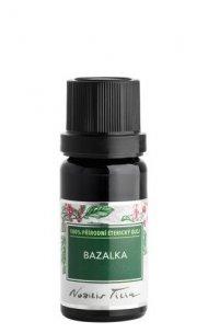 Bazalka éterický olej 10 ml