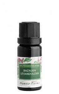 Éterický olej Bazalka levandulová 10 ml