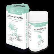 Biovitality Detoxikace + Játra - kapsle 60 ks